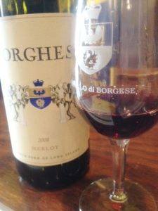 Borghese red