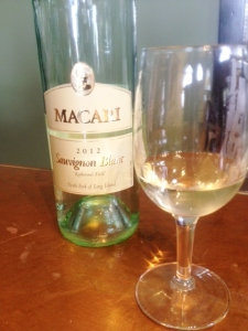 Macari white