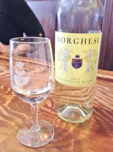 borg wine