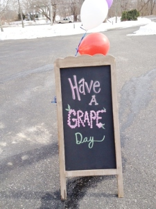 osprey chalk board