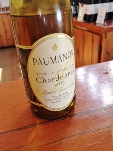 A good oaked chardonnay if you don't like oaked chardonnays.