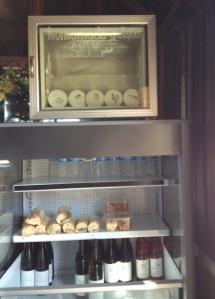 The gelato freezer