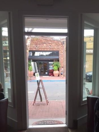a r doorway