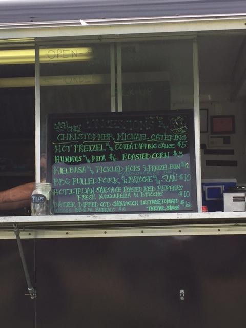 b food truck