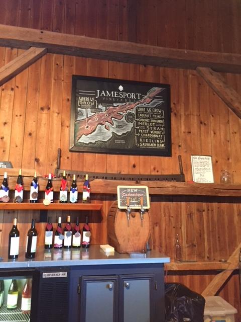 Jamesport Vineyards | NoFo Wineaux